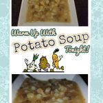 Down Home Potato Soup Recipe: Dairy & Non-Dairy!