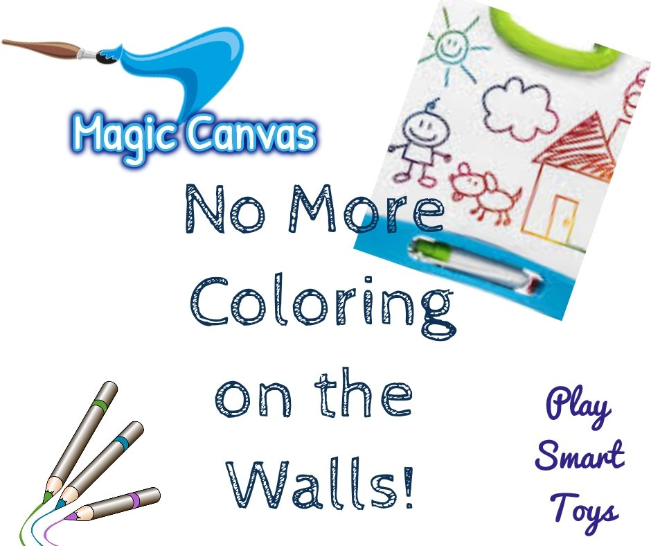 Magic Canvas & Tricks to Clean Those Walls!