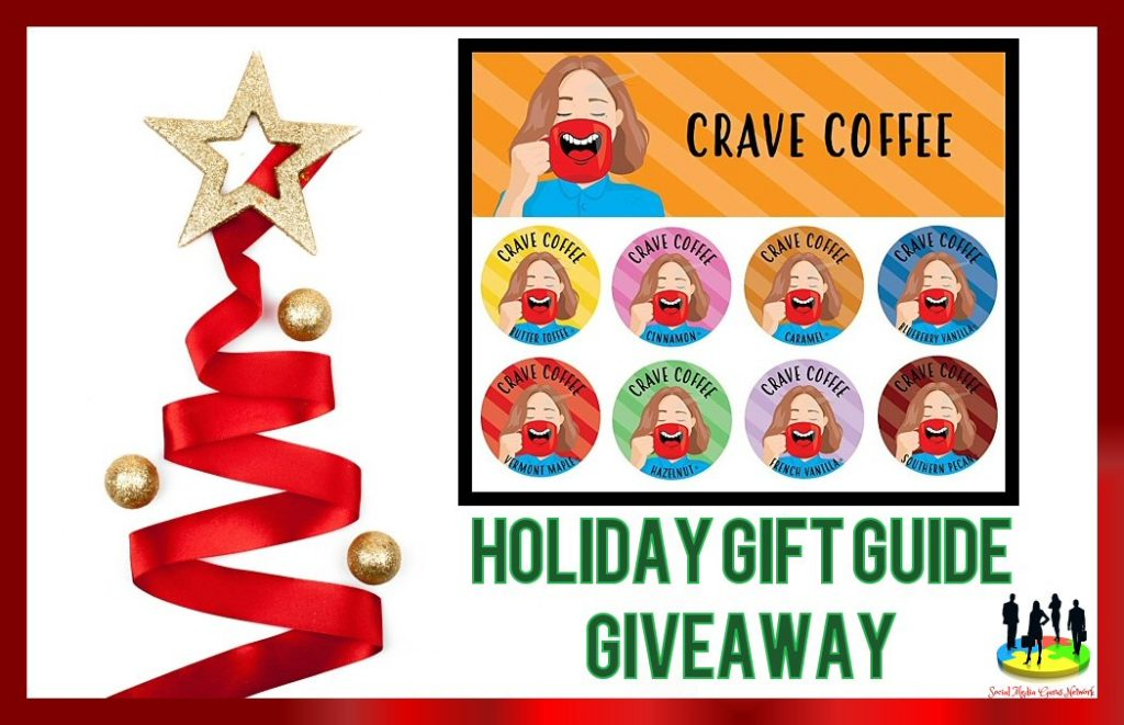 Crave Coffee Giveaway! 3 Winners! Enter today!