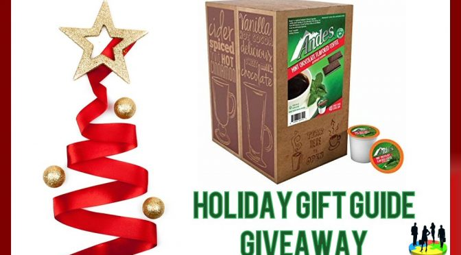 Andes Mint Chocolate Coffee Giveaway!