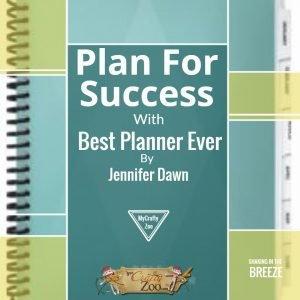 Plan For Success with Best Planner Ever @JenniferDawn8