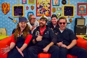 The Shazzbots ride again with their new album Lightspeed! If you are looking to move & grove with a country twang, you'll love this one!