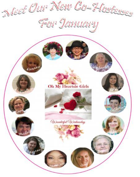 Wonderful Wednesday January Co-Hostesses
