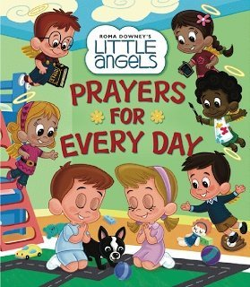 Roma Downey's Little Angels Prayers for Every Day Review and #Giveaway #RealRomaDowney