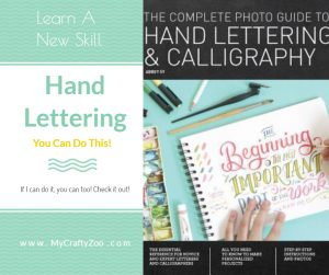 Hand Lettering with Quarto Knows