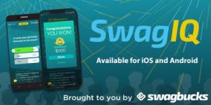 SwagIQ: Win Real $ With No Catches!