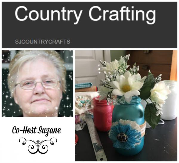 Country Crafting Mason Jars