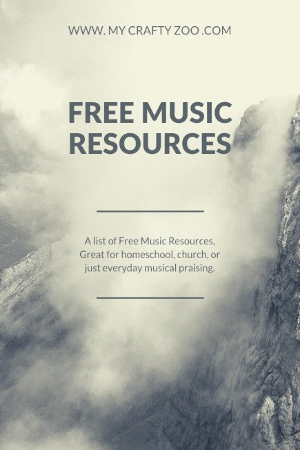 Passion: Free Music Resources