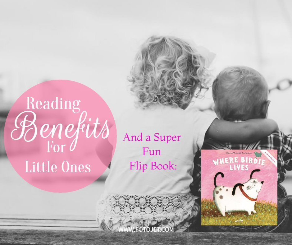 Reading Benefits for Toddlers #CleverPublishing