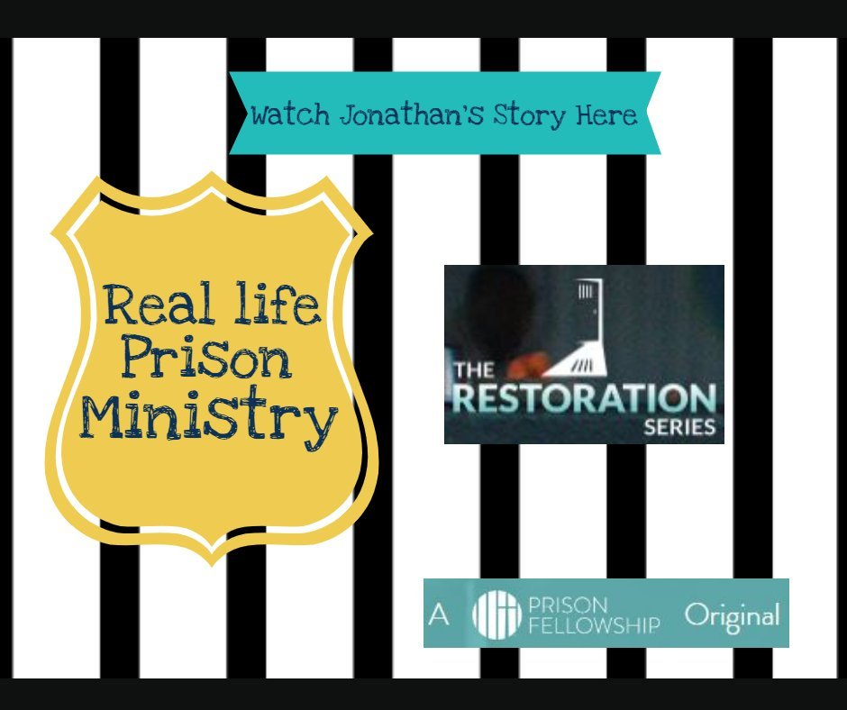 Real Life Prison Ministry #RestorationSeries #Flyby