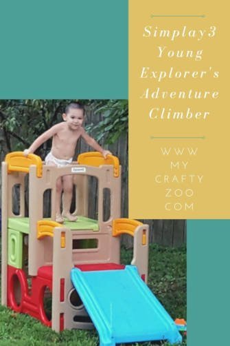 Simplay3 Young Explorers Adventure Climber