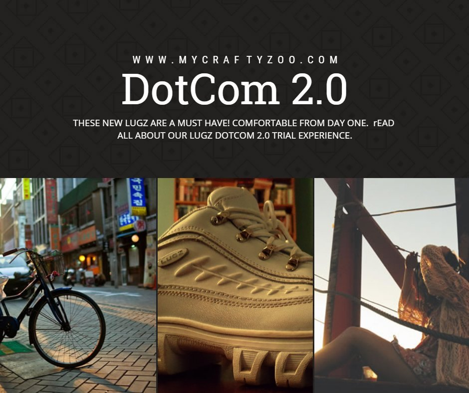 DotCom 2.0: Make Tracks From Day One! @LugzNYC