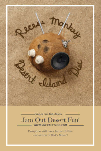 Desert Fun Jam Out with @Recess_Monkey