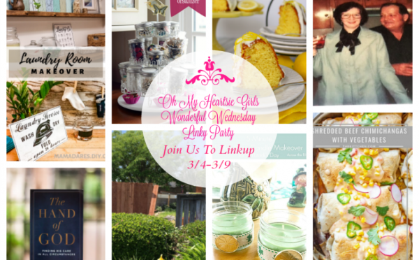 Wonderful Wednesday March 5-9th Edition #CheckitOut #BloggersWanted