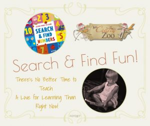 Search and Find Numbers @CleverBooksUS