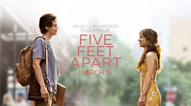 Five Feet Apart: Enter to Win! #FIVEFEETAPART #AD #RWM