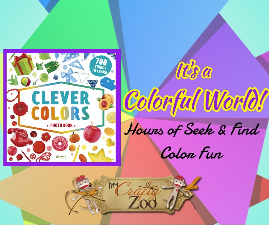 Clever Colors: Colorful World @CleverUS