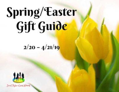 Spring Gift Guide 2019