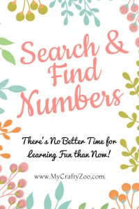 Search and Find Numbers @CleverBooks.US