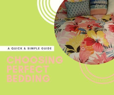 Choosing Perfect Bedding: Quick & Simple Guide