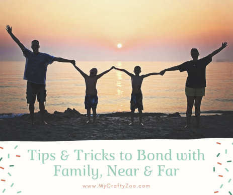 Memory Making: Bonding With Relatives, Near & Far
