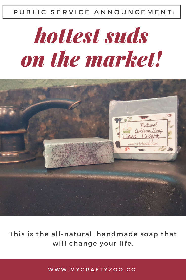 Rustic 1773 Mercantile: All Natural, Handmade Soaps for Your Best Skin!
