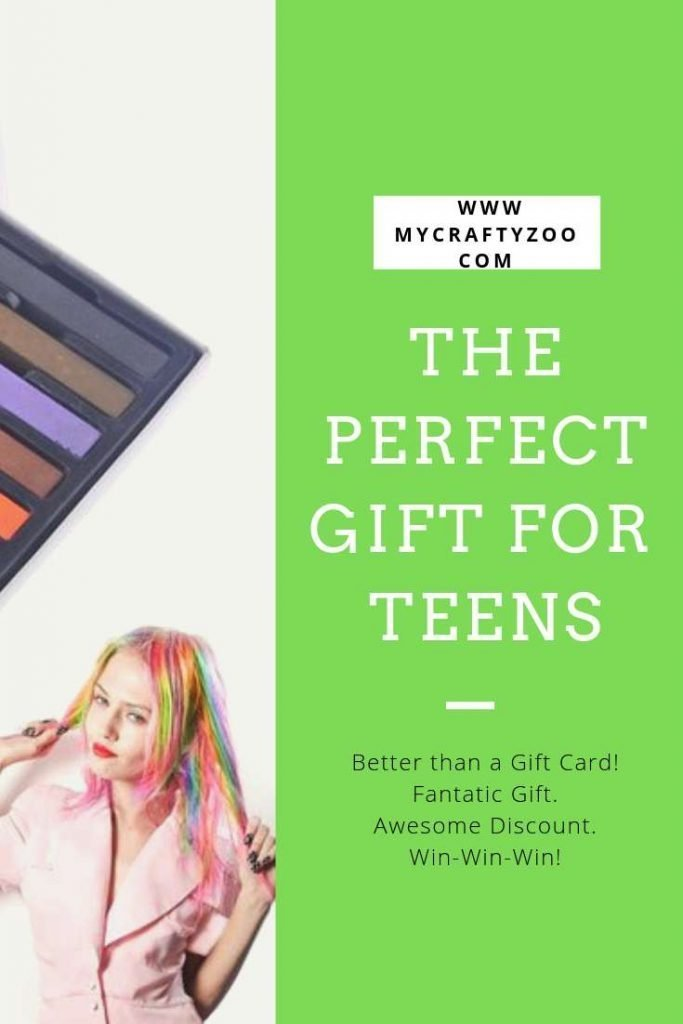 Perfect Teen Gift! Better than Gift Cards!