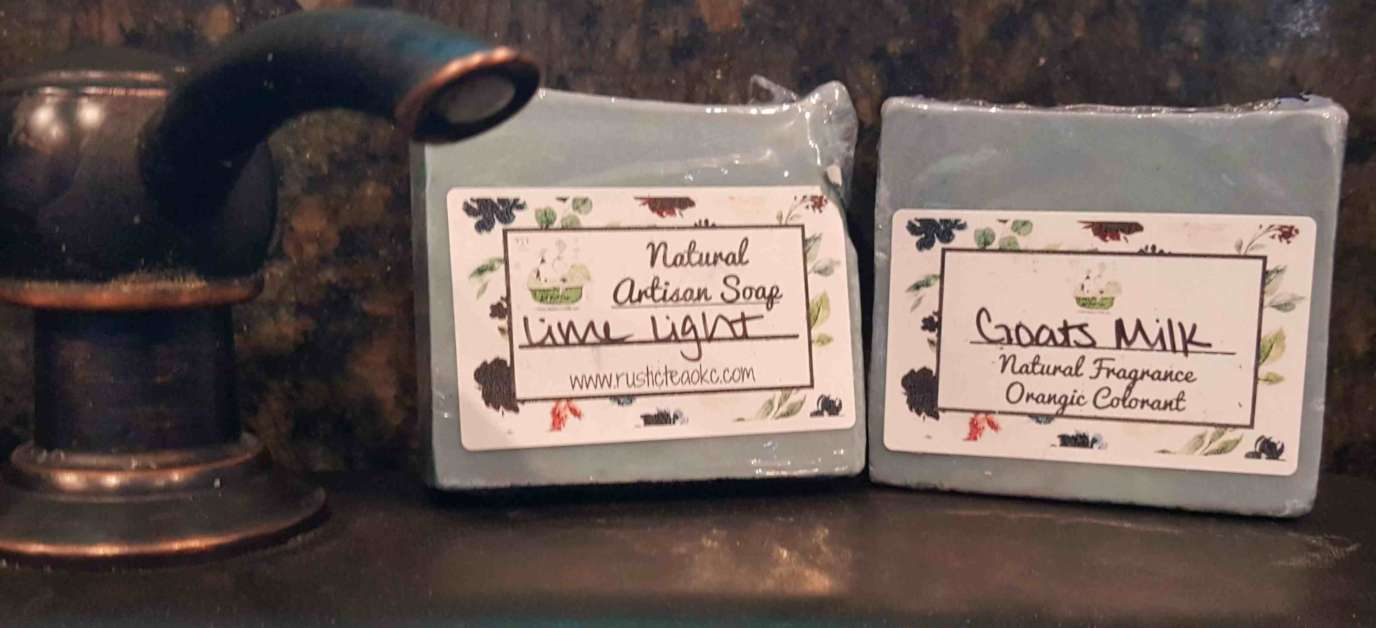 Rustic 1773 Mercantile All Natural Artisan Soaps