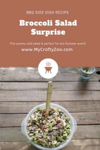 Broccoli Salad Surprise: Everyone's New BBQ Potluck Favorite
