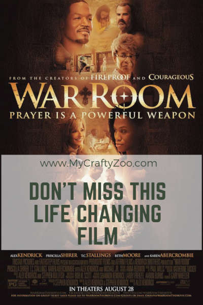 The War Room: Can't Miss Life Changing Film