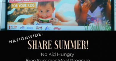 No Kid Hungry: #ShareSummer Free Meal Program @NoKidHungry #SummerMeals #NoKidHungry