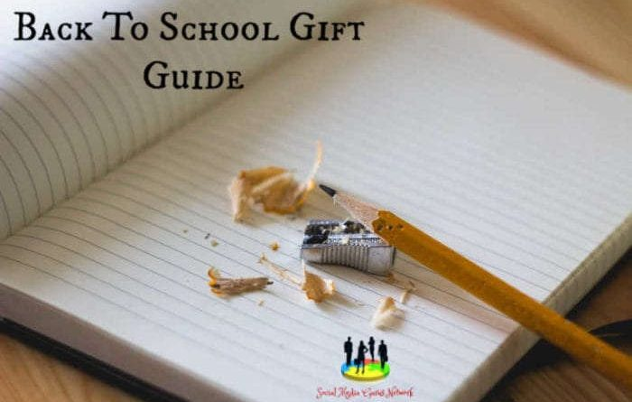 2019 Back to School Gift Guide