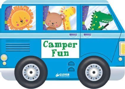 Let's Go! Wonder Wheels: Traveling with Baby @CleverBooks.US