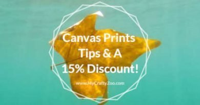 Canvas Printing Tips & A Discount