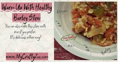 Healthy Barley Stew Recipe: Simple and Delicious