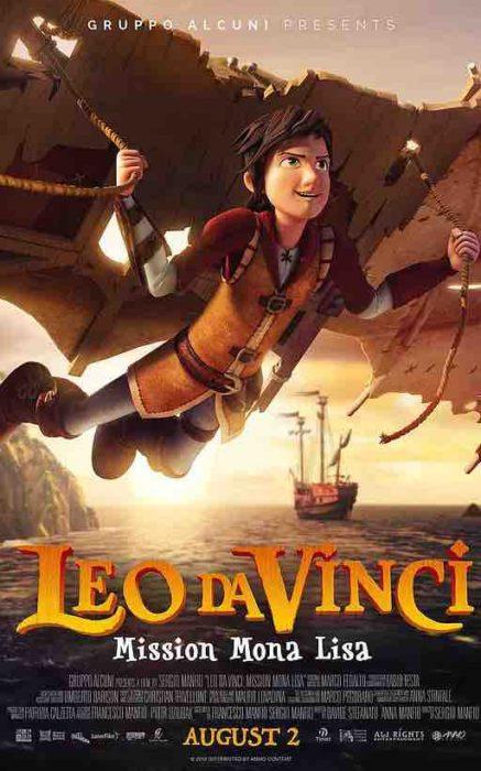 Leo Da Vinci: Mission Mona Lisa