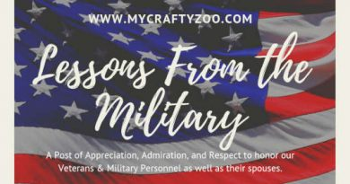Lessons From The Military, Appreciation & How You Can Support Our Troops and Veterans