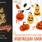 Hand Sewing Magic #SPOOKtacularHop Giveaway