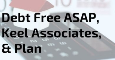 Debt Free ASAP, Keel Associates, & A Plan