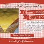 Tuna-melt: The Amazingly Delicious Tuna Melt Sandwich