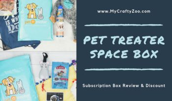 Pet Treater Space Box: Subscription Box Review & Discount