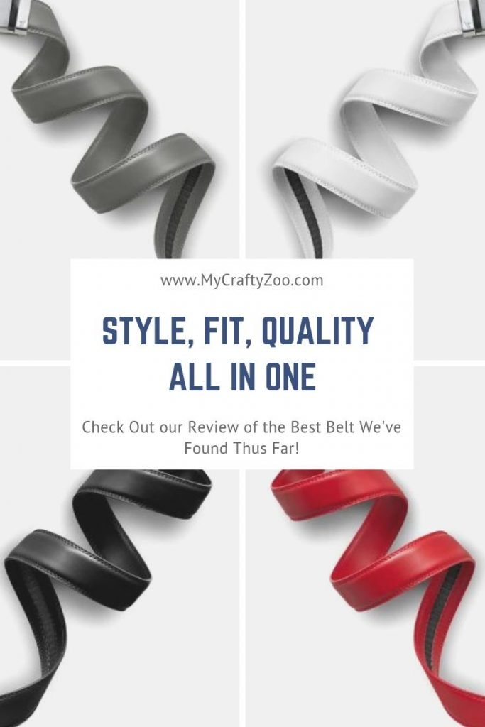 Mission Belts: Style, Fit, Quality All in One