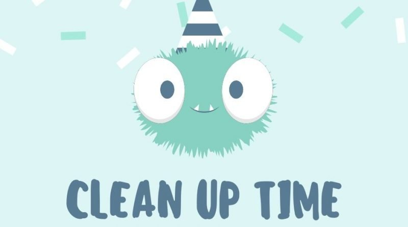Clean Up Time: Tips to Make Bath Time Fun #CleverPublishing