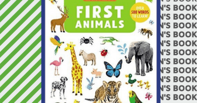 First Animals Children's Encyclopedia