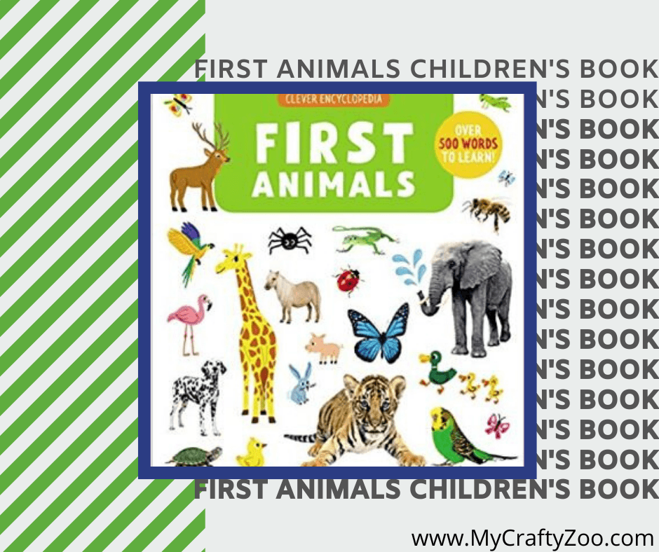 First Animals Children's Encyclopedia