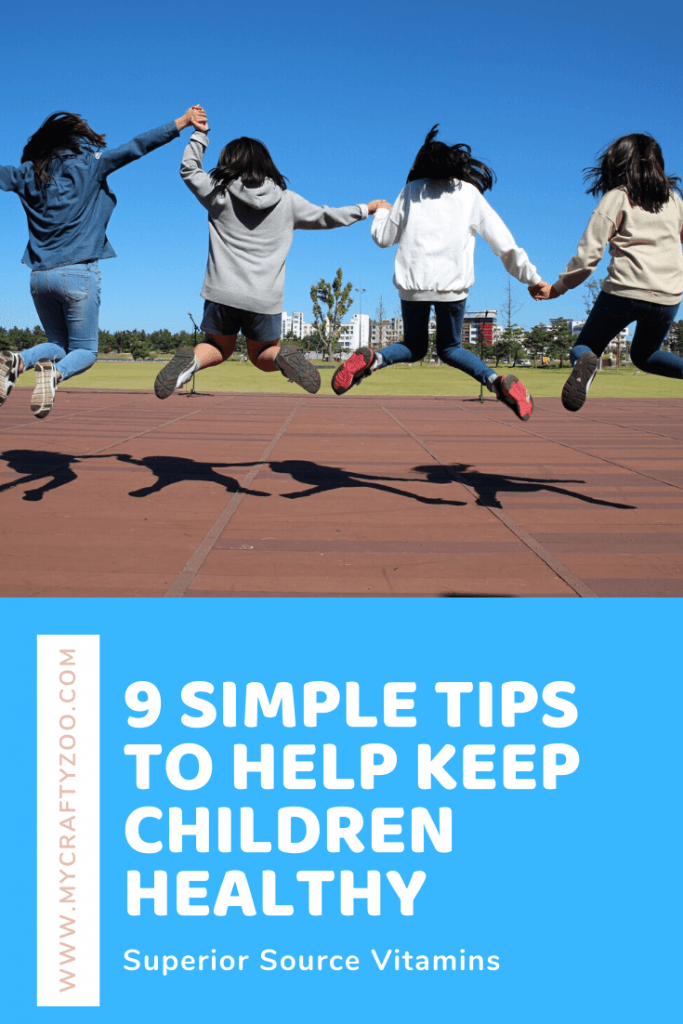 National Healthy Children's Month: Tips to Keep Kids Healthy