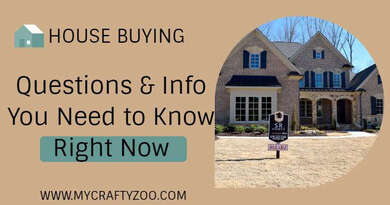 House Buying: Questions and Info You Need to Know Right Now