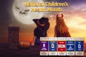 National Healthy Children's Month #Giveaway @SuperiorSource