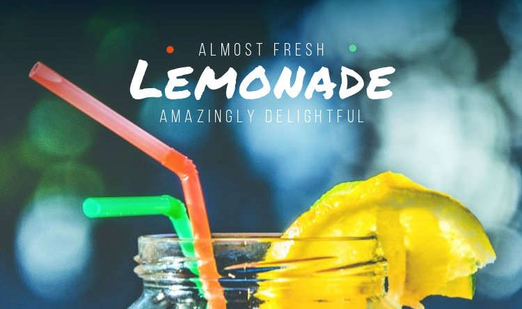Almost Fresh Lemonade: Refreshing and Delicious @MyCraftyZoo Recipe
