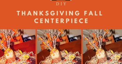 DIY Thanksgiving Centerpiece